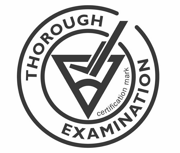 thorough examinations